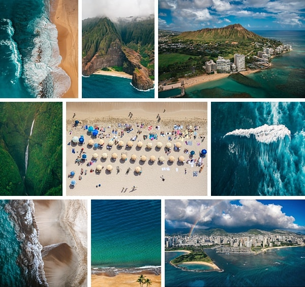 award winning hawaii aerial and landscape photography