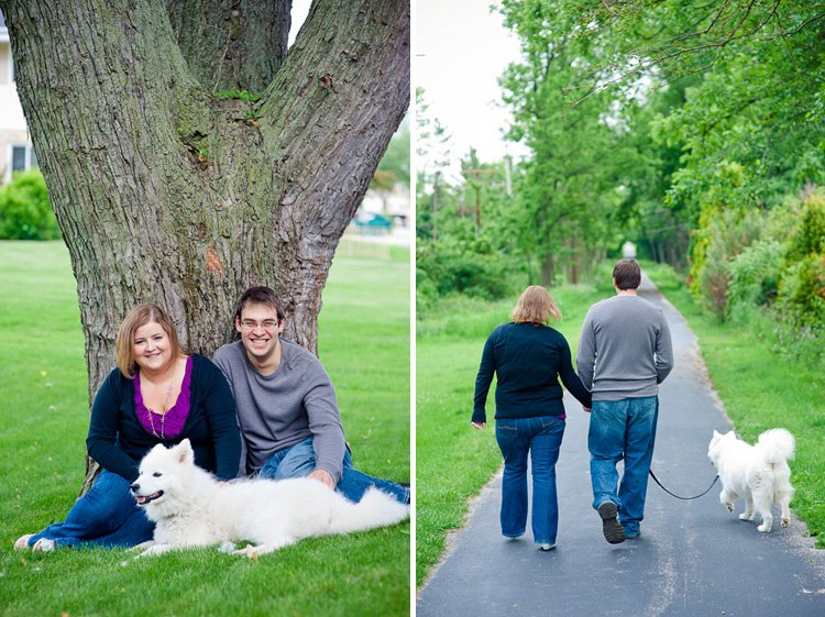 cedarburg engagement photos by cedarburg wedding photogapher andy stenz