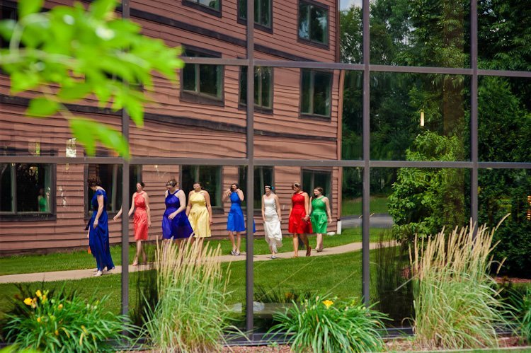 green bay botanical gardens wedding photography by milwaukee wedding photographer andy stenz