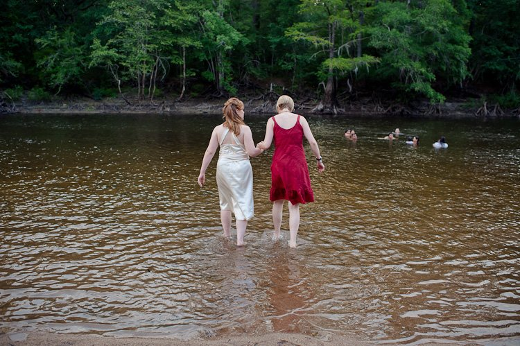 destination wedding photography in givhans state park south carolina near charleston by waukesha wedding photographer andy stenz