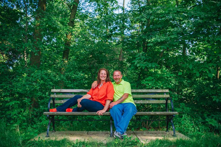 beloved couple's photography greg and kim lake park milwaukee