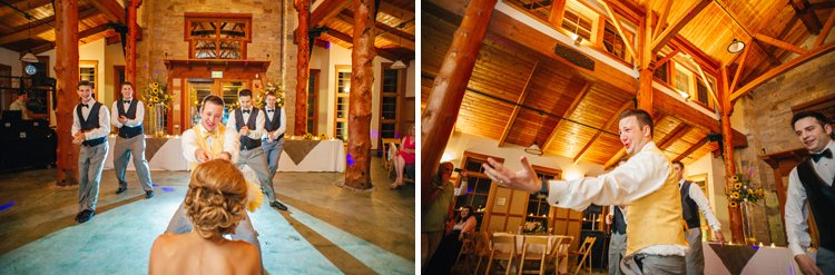 schlitz audubon nature center wedding by andy stenz