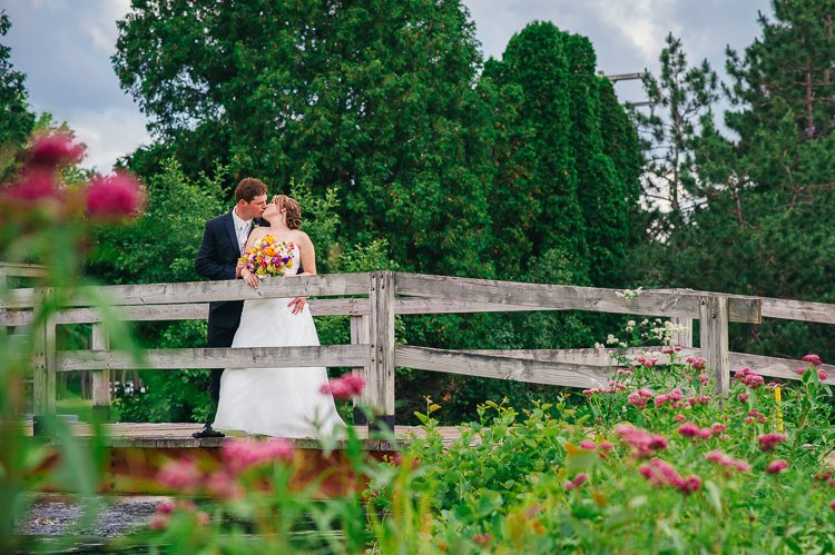 jennifer and jesse's wausau country club wedding