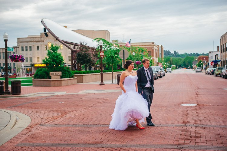 lindsey and tommy's wausau wisconsin jefferson inn wedding