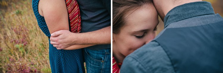 melissa and alex's schlitz audubon nature center engagement session