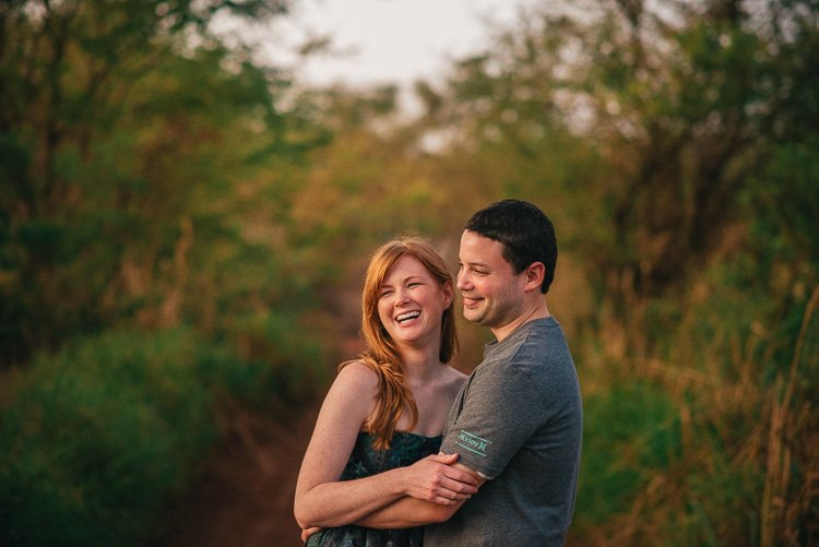 ginger and aaron beloved session anniversary photography on kauai hawaii