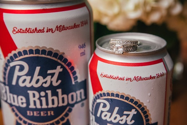 k and k's pabst best place wedding and great hall reception in milwaukee
