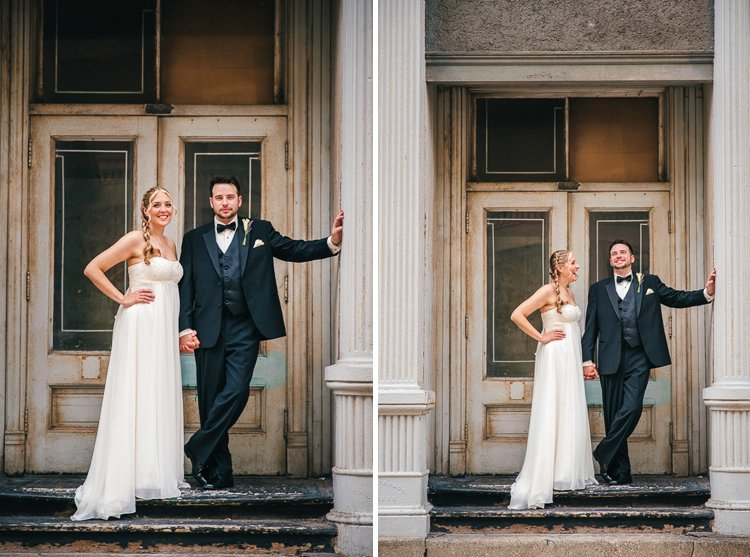 michelle and travis's milwaukee pritzlaff building wedding and reception