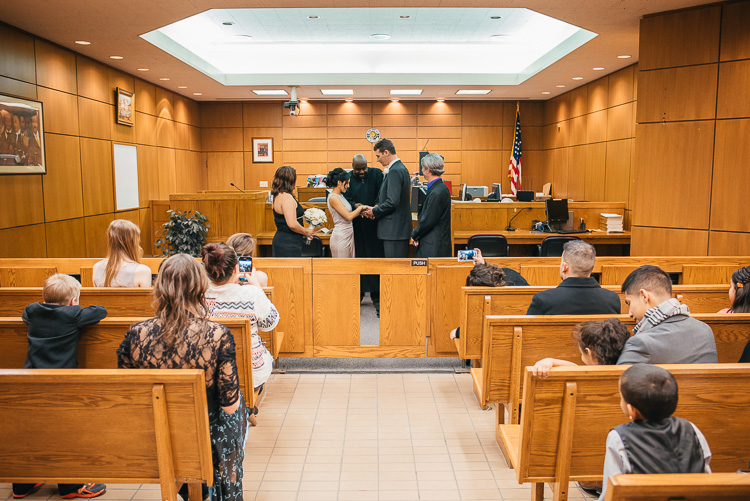 elva and john milwaukee courthouse wedding by judge mosley photography andy stenz