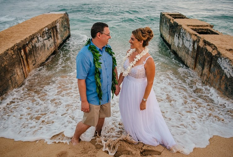 hawaii couples engagement elopement beloved photography